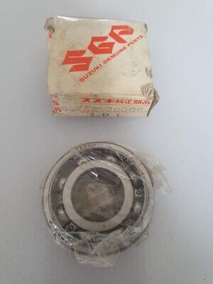 New Old Stock Genuine Suzuki L/h Crankshaft Bearing Ap50 A50p 09269-20006 • 20£