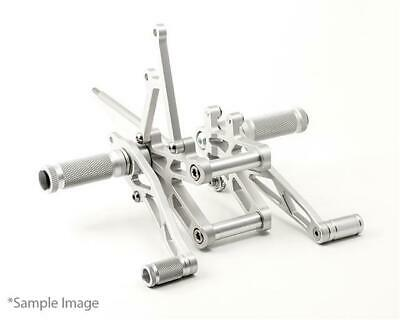 Yamaha YZF750SP 1993-1998 LSL Rearset Kit Foot Rest Silver Rearsets • 331.55£