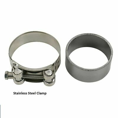 Exhaust Seal And Clamp Front Pipe Suzuki SV 1000 S Half Faired 2003-2007 • 11.99£
