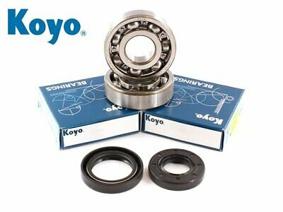 Yamaha YZ 125 2001 - 2004 Koyo Crank Shaft Bearing & Seal Kit • 28.45£