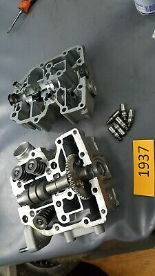 89-98 Honda PC800 Pacific Coast PC 800 Front Cylinder Head With Valves Camshaft • 28.57£