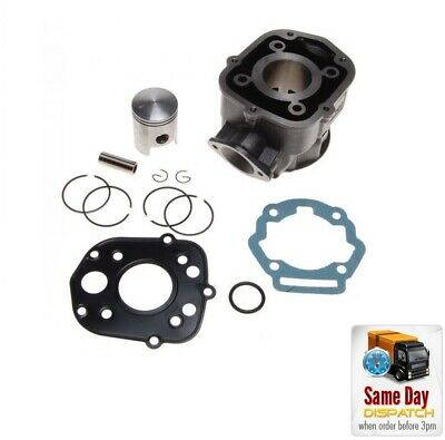 50cc BORE CYLINDER KIT  FOR Derbi GPR50 Nude LC 2T • 49.99£