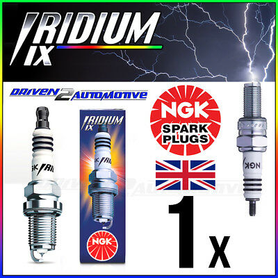 Cr7hix (7544) 1x Ngk Iridium Ix Spark Plug *sale* Wholesale Price Upgrade • 10.02£
