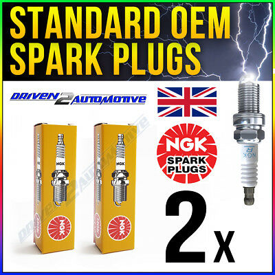 Cr8eh-9 (5666) Ngk 2x Oem Nickel Spark Plugs *sale* Wholesale Price Genuine New • 14.69£