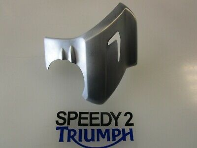Triumph Speed Twin Intake Cover Throttle Body Cover Right Rh T2205084 • 13.99£