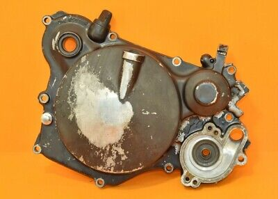86-87 1986 YZ125 YZ 125 OEM Crankcase Clutch Cover Housing Right Engine Case • 55.22£