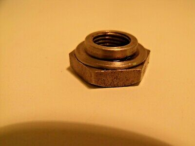 New Old Stock T1348 Triumph Tiger Cub Clutch Center Nut Still In Wax Coating • 3.25£