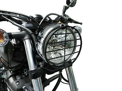 Yamaha XV950 / R Headlight Grill - Black BY HEPCO AND BECKER (From 2013) • 85.74£