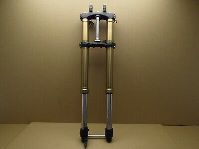 Honda CRF 250 Rally 2020 1,313 Miles Front Forks Fork Tube Stanchions (4744) • 249£