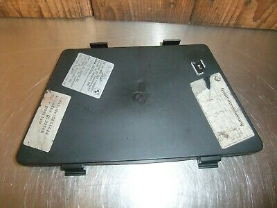 BMW R1150RT ABS 2003, 2001-05  Fuse Box Cover VGC #180 • 9.99£