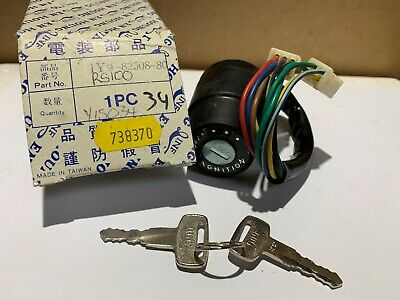 NOS Yamaha RS100 RS125 1975-1978 Ignition Switch 738370 Ten Wire • 24.77£