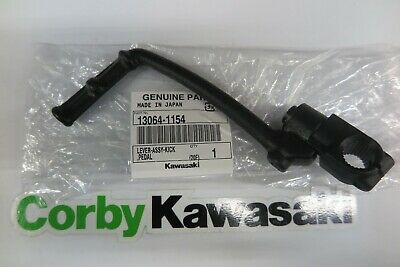 Kawasaki Kx60 Genuine Kick Start Lever 13064-1154 • 86.96£