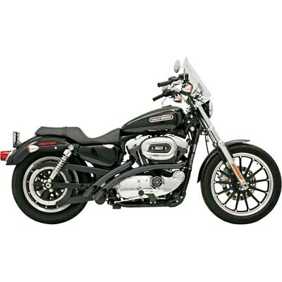 Bassani - Radial Sweepers Exhaust - 1986-2003 Sportster XL - Black • 387.63£