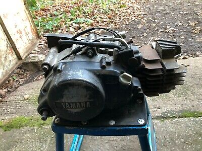Genuine YAMAHA PW 80  PW80 Complete Engine Good Runner And Working Order  • 299.95£
