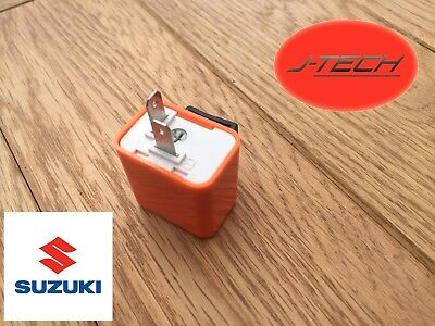 2 Pin Flasher Relay For Suzuki GSX-S1000. For Use With LED Indicators • 4.99£