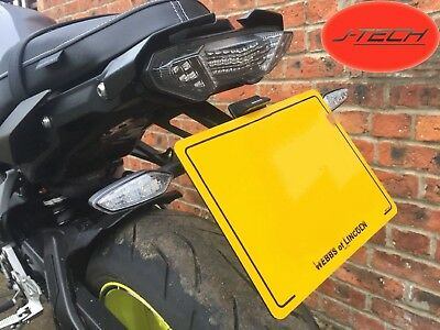 **Yamaha MT-09 Tail Tidy / Fender Eliminator 2013 2014 2015 2016. MT09 Tracer** • 24.99£