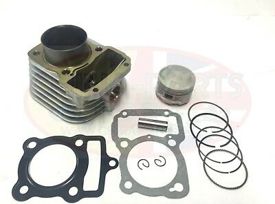 Honda XR125L Cylinder Kit - Standard 56.50mm 125cc (2003-2008) 13mm Piston Pin • 66.20£