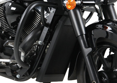 Suzuki C1500T Intruder Engine Guard - Black BY HEPCO & BECKER (2013-16) • 184.54£