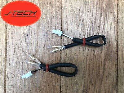 KTM Superduke 790 890 1290 Indicator Adapters,Leads Wiring Connector.PLUG & PLAY • 8.90£