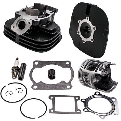 Cylinder Head Piston Gasket Top End Rebuild Kit For Yamaha Blaster 200 1988-2006 • 92.96£