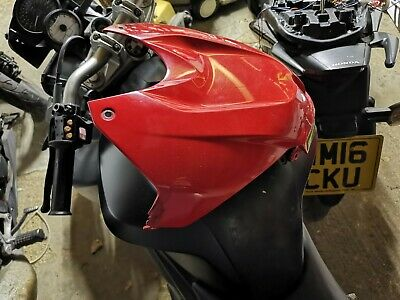 BMW S1000 RR S1000R 2014 2016 Red Genuine  Tank Fairing Cover Cowl  • 24.99£