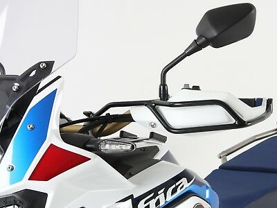 Honda Africa Twin Adventure Sports Handguard Set - Black HEPCO & BECKER (2018-) • 129.95£