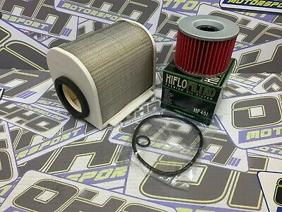 NEW OHA Service Kit - Oil Filter & Air Filter For Yamaha XJR1200 1995-1998 • 19.40£