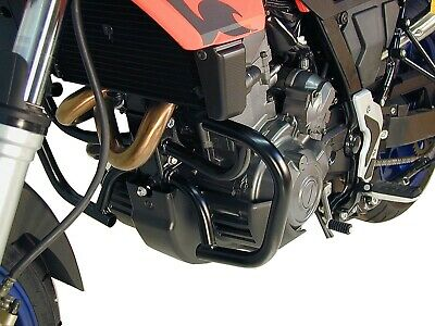 Aprilia Pegaso 650 Strada/Trail Engine Guard - Black HEPCO & BECKER (2005-09) • 162.92£