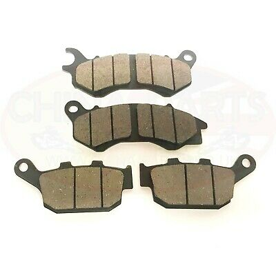 Front And Rear Brake Pads For Sinnis Terrain 125 ZS125-86 17-18 • 29.99£