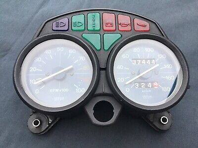 Moto Guzzi Speedo Tachometer Rev Counter Dashboard • 85£