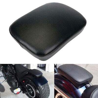 Rear Fender Passenger Pillion Pad Seat 8 Suction Cups For Motorcycle Custo WF • 15.58£