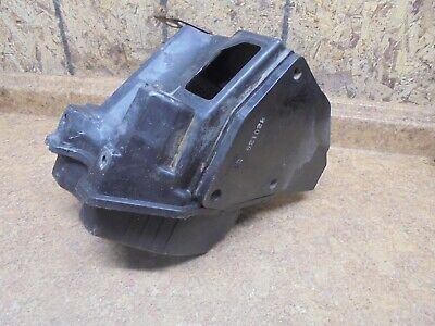 1983 Yamaha XS400 XS 400 Maxim Air Filter Intake Box Cleaner Parts Cover Lid A10 • 33.10£