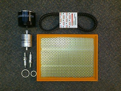 Genuine Ducati Spare Parts Full Service Kit, Timing Belts, Monster 750ie 2002 • 159£