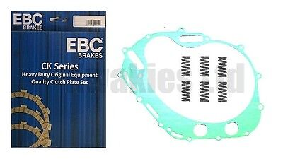 For Suzuki SV650S SV650 Faired 2003-2013 EBC Clutch Plates, Springs & Gasket • 77.92£