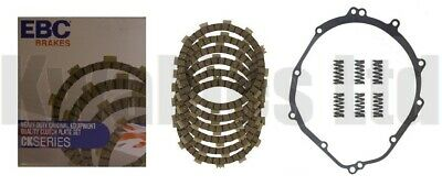 Fits: Kawasaki ZX12R ZX12 A1H 2000 EBC Clutch Plates, Springs & Cover Gasket • 94.19£