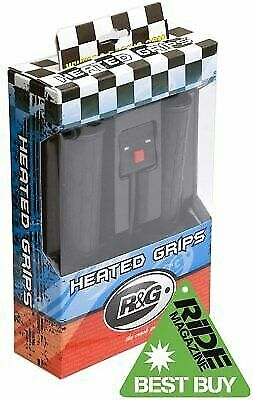 R&G Motorcycle Hot Heated Grips R And G 22mm/7/8-inch Handlebars - Best BUY • 35£