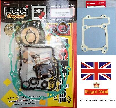 Honda CBR125 R FULL Gasket & Seal Set + Cylinder Gasket 2004 - 2020 *UK STOCK* • 24.95£