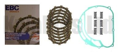 Fits: Yamaha XJ600 Pre-Diversion 84-91 EBC Clutch Plates Springs Cover Gasket • 65.29£