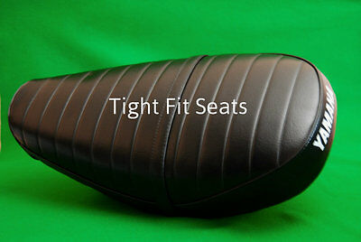 Motorcycle Seat Cover  YAMAHA CT1 / DT1 (Up To 1971)  (Top 45CM) C / W Strap  • 37.75£