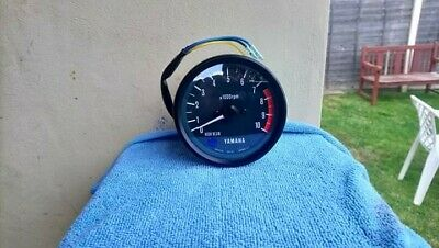 NOS Yamaha XS750 Rev Counter. • 95£