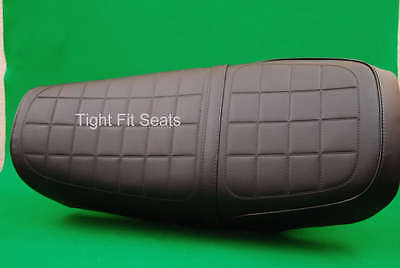 Motorcycle Seat Cover  YAMAHA RD250DX & RD400DX D/E/F Complete With Strap  • 37.75£