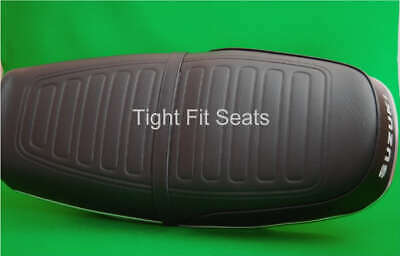 Motorcycle Seat Cover SUZUKI GT750 LATE Complete With Strap   • 37.75£