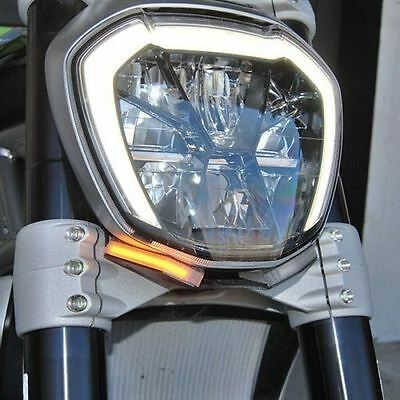 Ducati XDiavel Front Turn Signals - New Rage Cycles • 100.78£