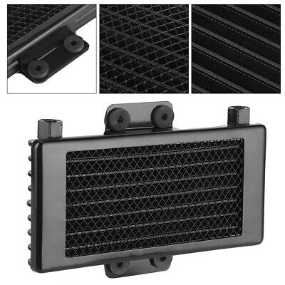 Oil Engine, Universal Engine Oil Cooler Cooling For Motorcycle 100‑250CC Dirt • 34.88£