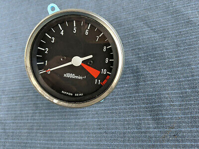 Honda CB400N CB250N Tachometer Rev Counter • 25£