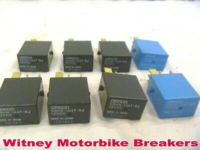 Normally Open Relay Change Over Relays Triumph Street Triple 765 2017-19 R Rs S • 29.99£