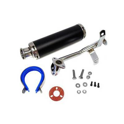 Complete Performance Exhaust System For GY6 50cc/80cc 4 Stroke Scooters • 91.62£