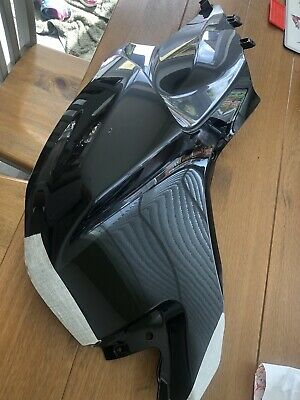 Brand New BMW K1300s Right Tank Side Fairing. Black And Grey • 65£