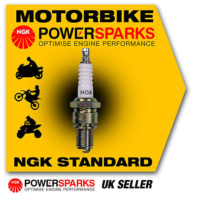 NGK Spark Plug Fits HONDA ANF125 Innova 125cc 03-> [CPR6EA-9] 6899 New In Box! • 6.69£