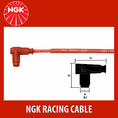 NGK Motorcycle Racing Cable Motorcycle Wire CR2 (8048) - Single • 26.95£